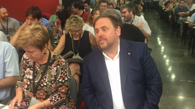 El ex vicepresident de la Generalitat, Oriol Junqueras.