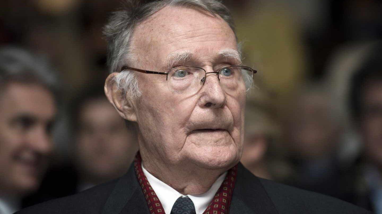 Ingvar Kamprad, fundador de Ikea.