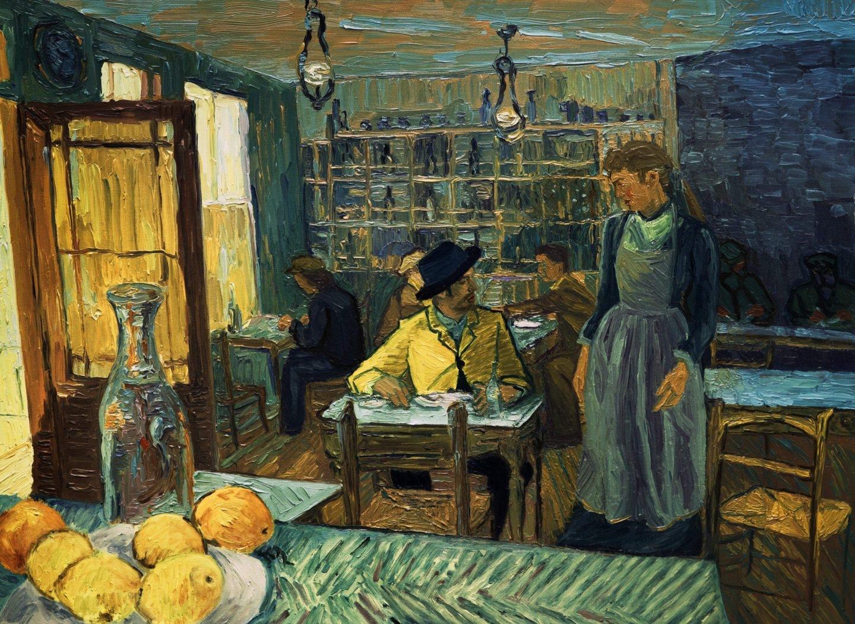 Loving Vincent Los Cuadros De Van Gogh Cobran Vida En La