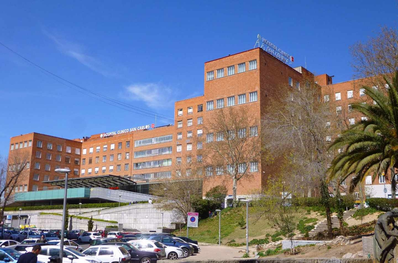 """Condenado el Hospital Clínico San Carlos por el error en el diagnóstico de un ictus a un paciente, a quién se dijo que padecía un """"delirium""""."""