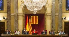 El TSJC condena a la Mesa del Parlament del 1-O por desobediencia