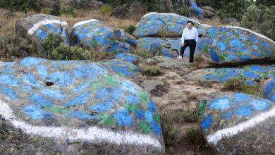 Ibarrola, la roca contra la que chocaron Franco y ETA