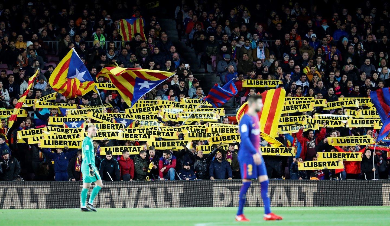 El Barcelona-Real Madrid aplazado por las protestas se jugará el 18 de diciembre
