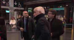 JxCat abre un nuevo frente en el Govern con la escolta de Puigdemont
