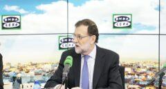 Mariano Rajoy, en Onda Cero.