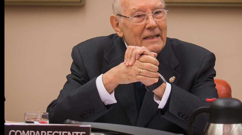 José Manuel Romay Beccaría, presidente del Consejo de Estado.