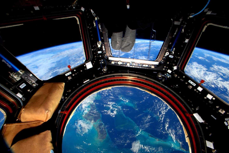 """""""Resistencia. Un año en el espacio"""" del astronauta Scott Kelly"""