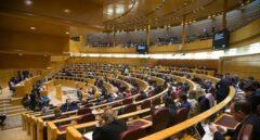 Imagen del Pleno del Senado.