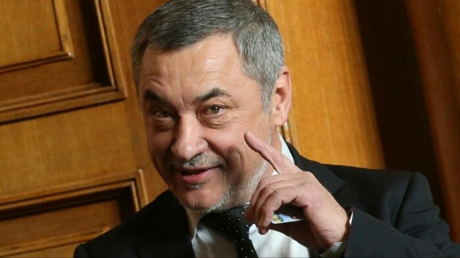 El viceprimer ministro búlgaro, Valeri Simeonov.