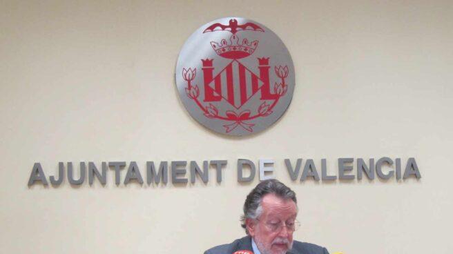 El vicealcalde de Valencia, Alfonso Grau.