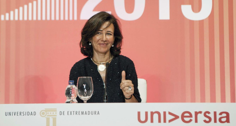 La banca española ha recuperado 95.000 millones en bolsa en año y medio.