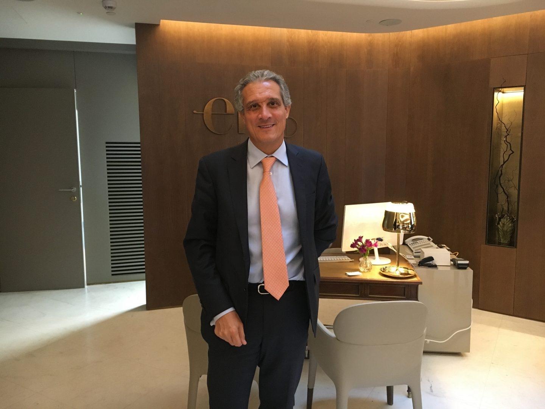 El consejero delegado para EMEA de Barceló Hoteles, Raúl González.