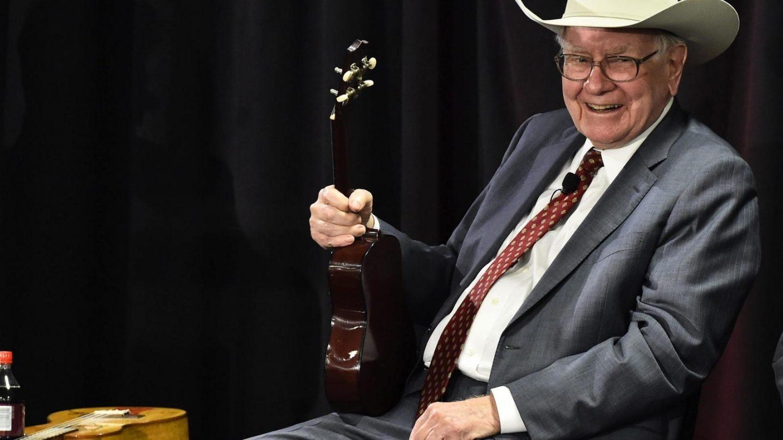 El afamado inversor Warren Buffett, en una foto de archivo.