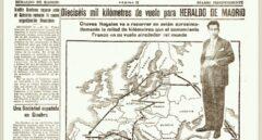 Chaves Nogales, el hombre que subió España a un avión