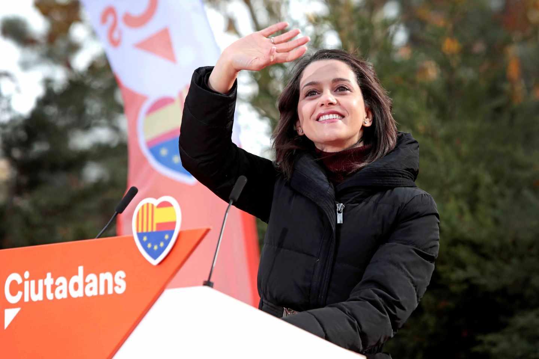 Arrimadas, Revilla y Rivera, los políticos que los españoles querrían tener como jefes.