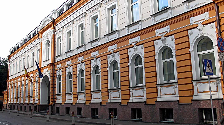 Embajada española en Moscú (Rusia).