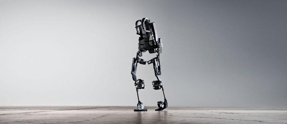 Los exoesqueletos serán algunos de los robots que nos harán la vida más fácil en 2050.