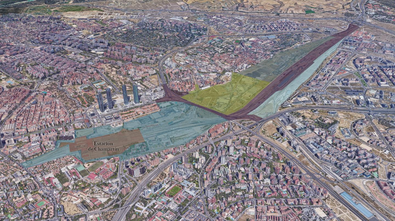Las diferencias sobre la futura \'City\' de Madrid bloquean la ...