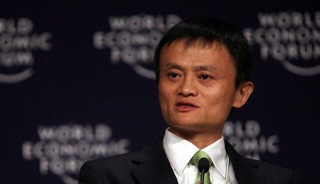 Jack Ma, presidente y fundador de Alibaba.