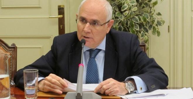 El juez Juan Pablo González.
