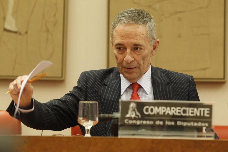 El presidente de la Comisión Nacional del Mercado de Valores (CNMV) entre 2007 y 2012, Julio Segura.