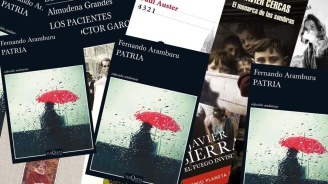 'Patria', libro más vendido.