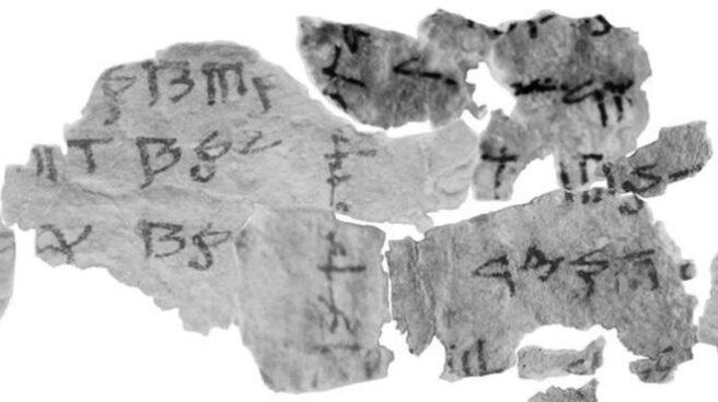 Fragmento Manuscritos Mar Muerto