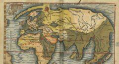 Atlas de Ptolomeo, edición de Miguel Servet, BNE 1541
