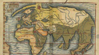 Terra incognita. Mapas misteriosos en la Biblioteca Nacional