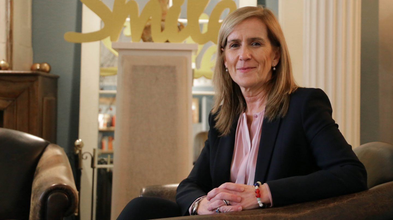 Marieta Jiménez, directora general de Merk España