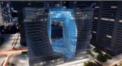 El futuro hotel ME Dubai, del grupo Meliá.