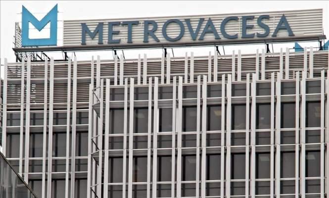 Edificio de Metrovacesa en Madrid.