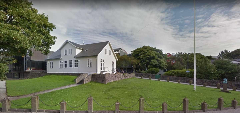 Sede del parlamento de las Islas Feroe, en Tórshavn.
