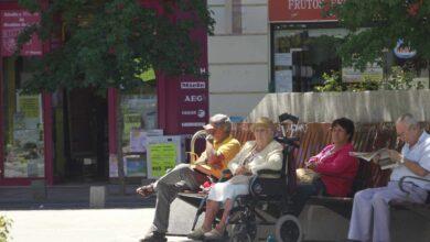 Los jubilados aumentarán un 67% de aquí a 2050 y la población activa se reducirá un 10%