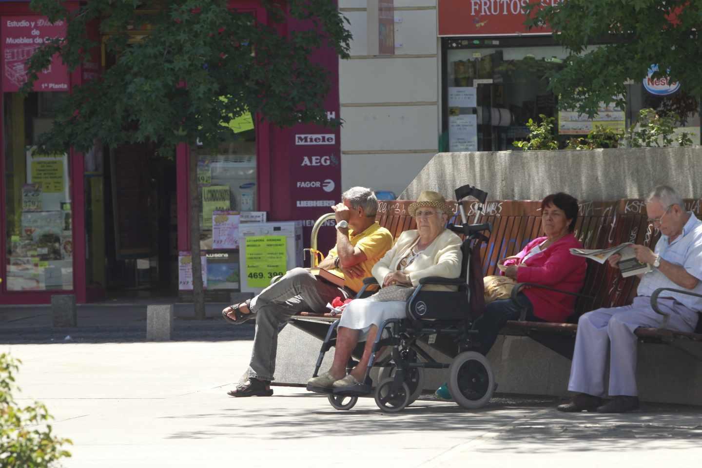 El gasto en pensiones sube y roza los 9.000 millones.