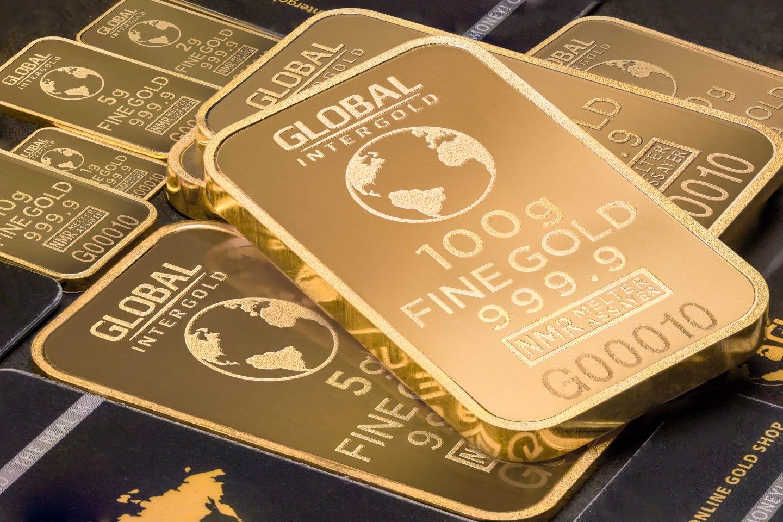 El oro avanza ante la expectativa de que repunte la inflación en 2018.