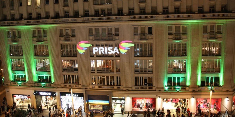 Prisa obtiene plazo hasta 2022 para pagar sus deudas.