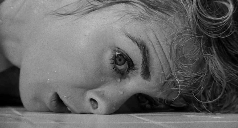 Janet Leigh en la película Psicosis