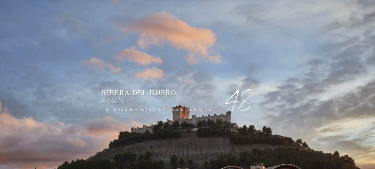 Ribera del Duero en The New York Times