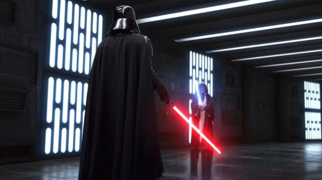 Fotograma de Star Wars.