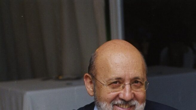 José Félix Tezanos, secretario de Estudios y Programas del PSOE
