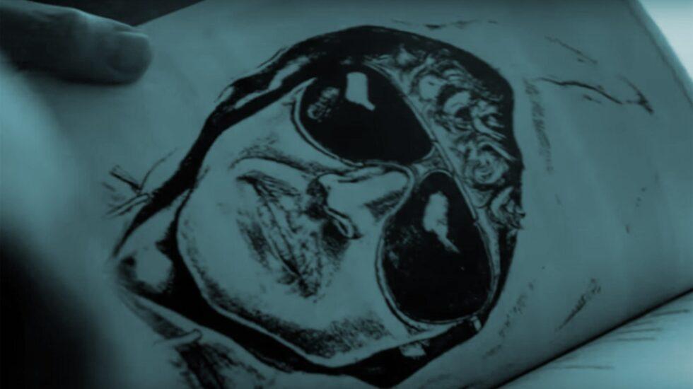 "Fotograma de la serie ""Unabomber"" en Netflix."