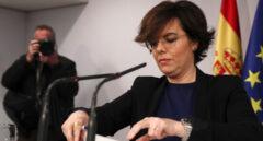 Villarejo acusa a Santamaría de boicotear su investigación sobre la financiación de Podemos