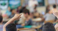 Alumnos durante una clase.