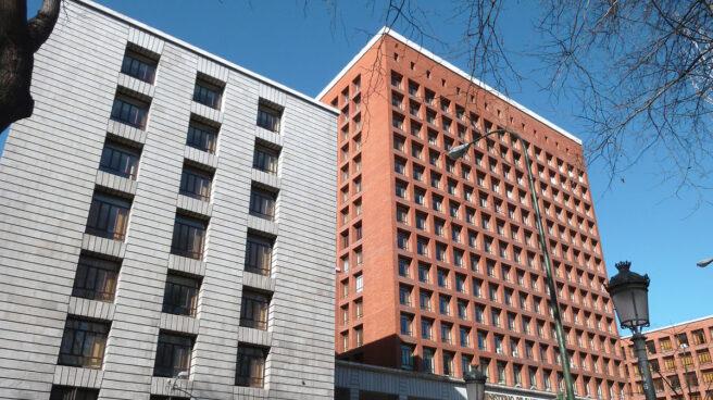 Sede del Ministerio de Sanidad en Madrid.