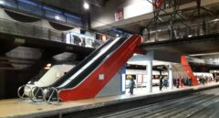 Estación de Atocha, a mediados de enero de este año.