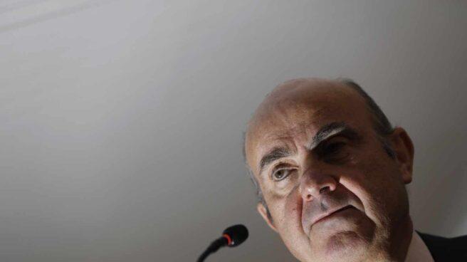 Guindos opta a la vicepresidencia del BCE.