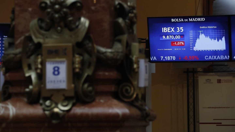 La tensión vuelve a desbordarse en Wall Street y arrastra al Ibex a mínimos desde marzo.