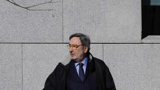 El expresidente de Catalunya Caixa Narcís Serra
