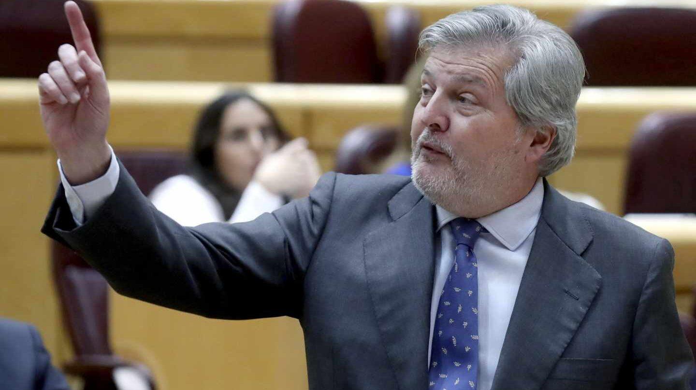 Méndez de Vigo en el Senado